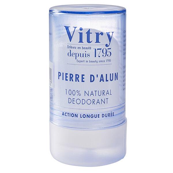 Vitry Déodorant Pierre d'Alun 120g
