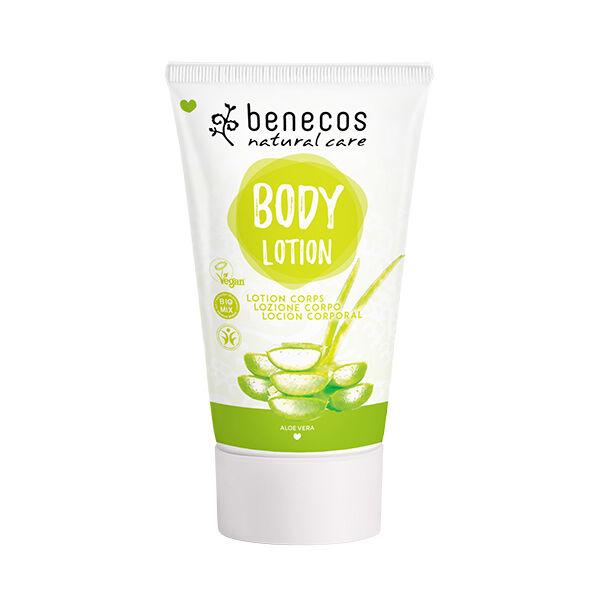 Benecos Lotion Corps Aloe Vera 150ml