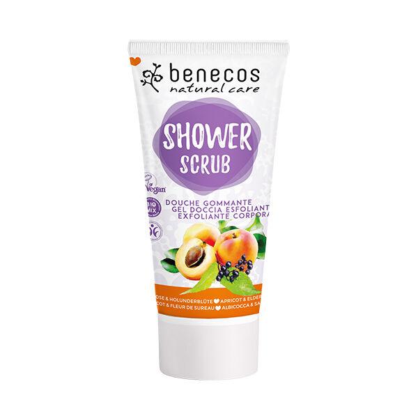 Benecos Peeling Corps Abricot & Sureau 200ml