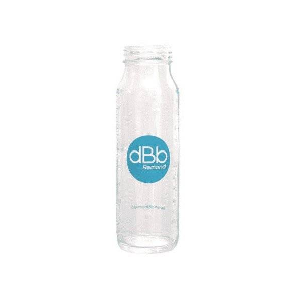 7105000 dBb Remond Biberon Régul'Air Verre 240ml