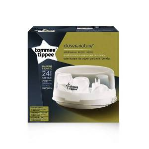 Tommee Tippee Closer To Nature Stérilisateur Micro Ondes