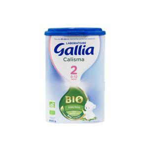 Gallia Calisma Bio 2ème Age 800g - Publicité