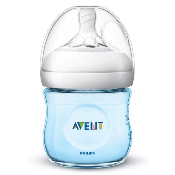 Avent Biberon Natural 2.0 Bleu 125ml