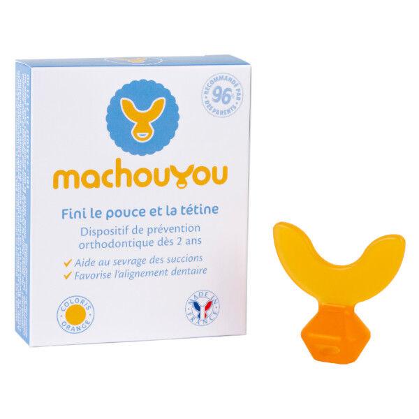 Machouyou Masticateur couleur Orange