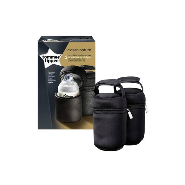 Tommee Tippee Closer To Nature Sac Isotherme x 2
