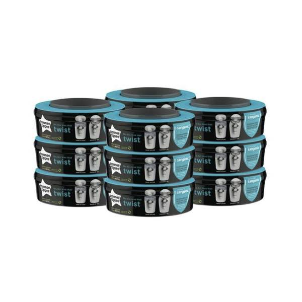 Tommee Tippee Sangenic Twist 12 recharges