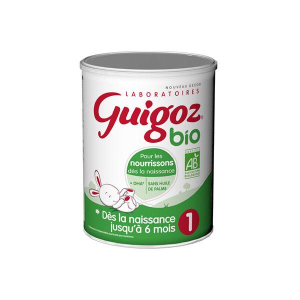 Guigoz Bio Lait 1er Age 800g