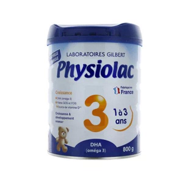 Physiolac Croissance 1-3 ans 800g