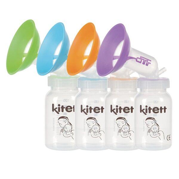 Kitett Tire Lait Kit Expression Kolor Taille L Vert 1 unité