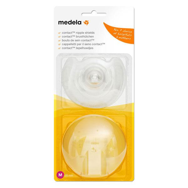 Medela Bouts de Sein Contact Taille M 2 unités