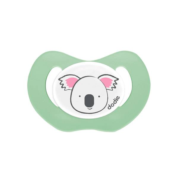 Dodie Sucette Physiologique Silicone Koala 0-2m P49