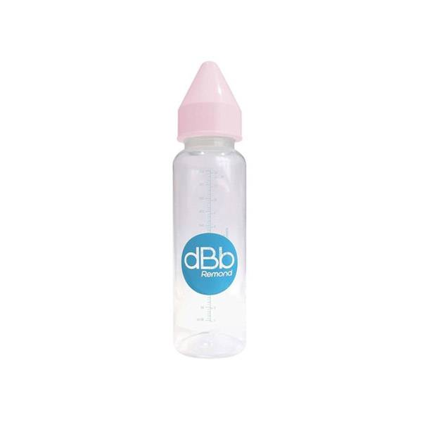 dBb Remond Biberon Régul'Air Rose 360ml