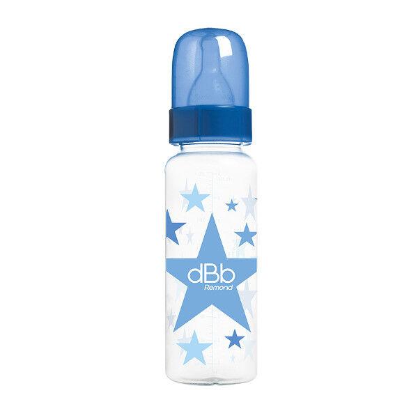 dBb Remond Biberon Polypropylène Silicone Etoile +4 mois 360ml