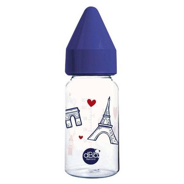 dBb Remond Biberon Régul'Air Bleu Paris 0-4 mois 120ml