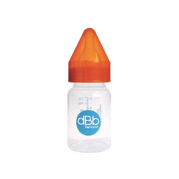 dBb Remond Biberon Régul'Air Orange Translucide 120ml