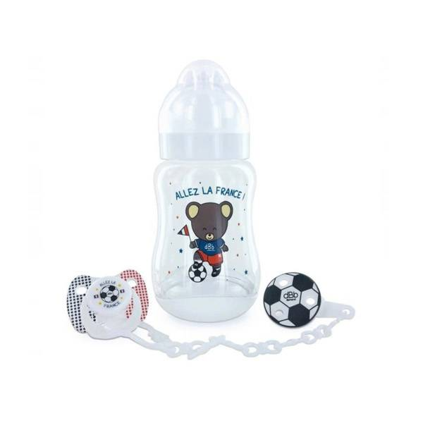 dBb Remond Coffret Spécial Football Blanc +3m