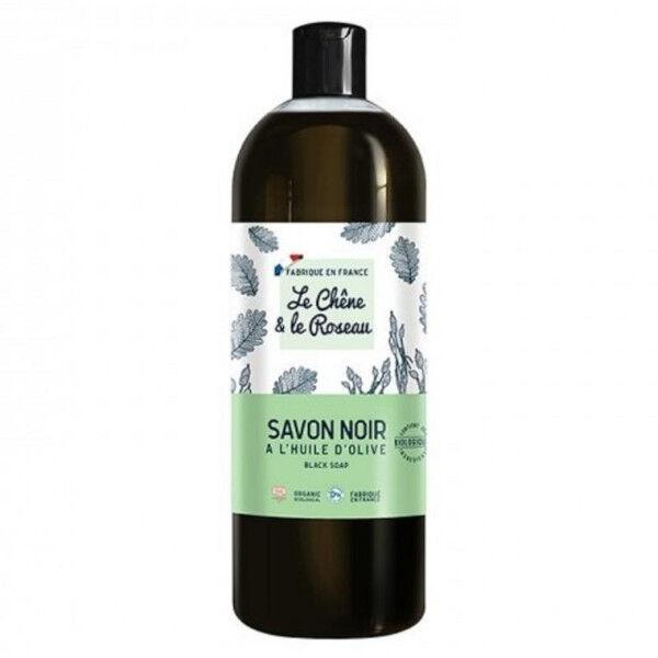 Le Chêne et le Roseau Savon Noir à l'Huile d'Olive Bio 1L