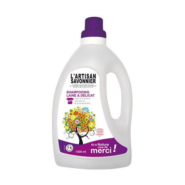 L'Artisan Savonnier Entretien L'Artisan Savonnier Shampooing Laine et Délicat 1,5L