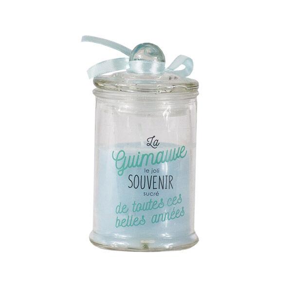 Lysse Côté Maison Bougie Parfumée Bonbonnière Senteur Guimauve Le Joli Souvenir Sucré 90g