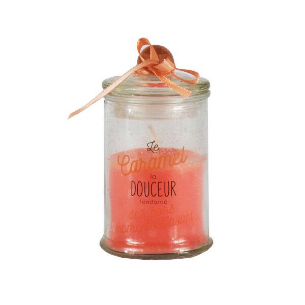 Lysse Côté Maison Bougie Parfumée Bonbonnière Senteur Caramel La Douceur Fondante 90g