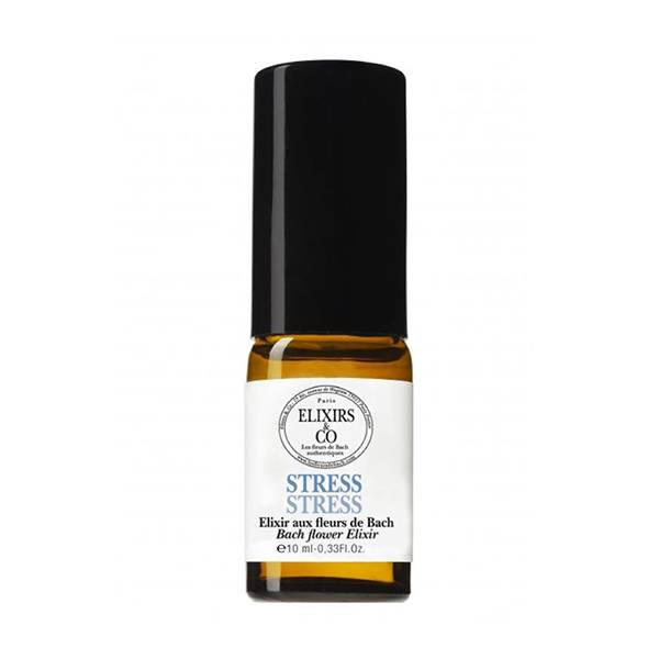 Elixirs & Co Elixirs Composés Stress Spray 10ml