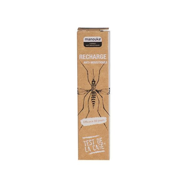 Manouka Recharge Bracelet Anti-Moustique 6ml