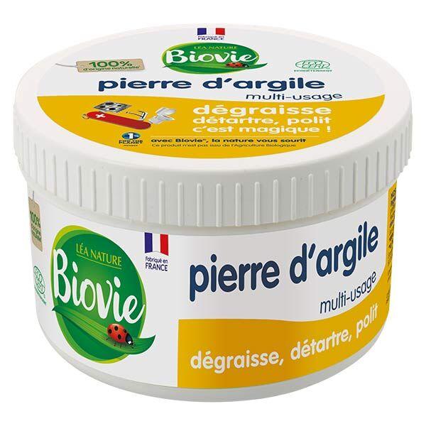Biovie Entretien Multi-Usages Pierre d'Argile 300g