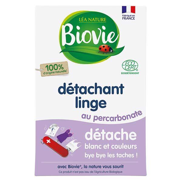 Biovie Détachant Linge Percarbonate Blanc et Couleurs 350g