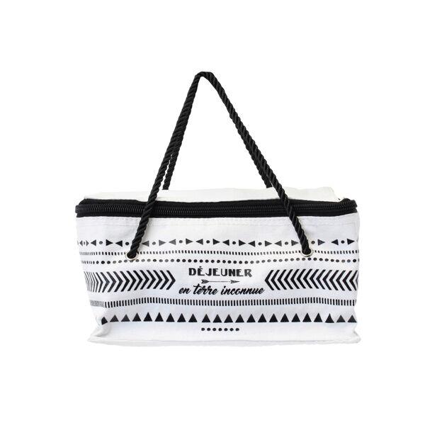 Lysse Cosmetics Lunch Box Bag Ethnique