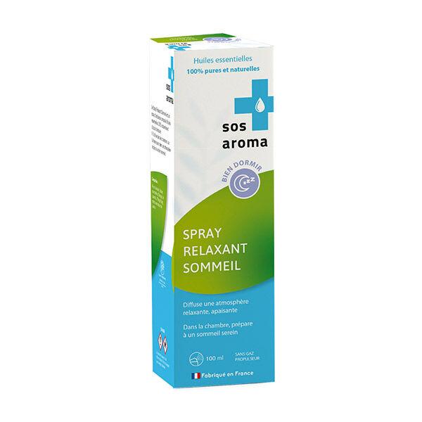 SOS Aroma Spray Relaxant Sommeil 100ml