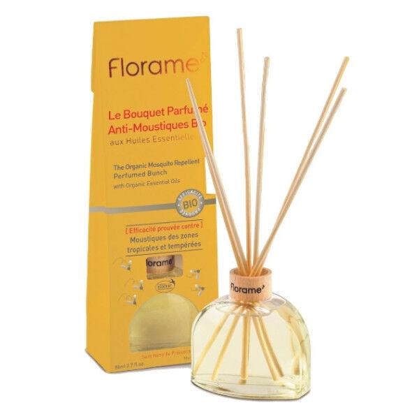 Florame Le Bouquet Parfumé Anti-Moustiques Bio 80ml