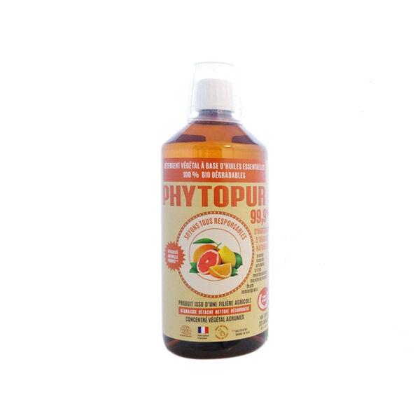 Le Comptoir de l'Apothicaire Phytopur Détergent Agrumes 1L