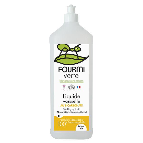 Fourmi Verte Liquide Vaisselle Bio 1L