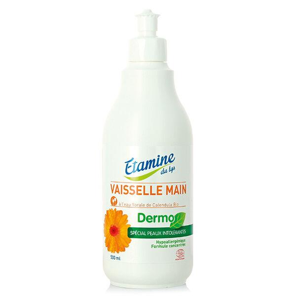 Etamine Du Lys Étamine du Lys Dermo Liquide Vaisselle Spécial Peaux Intolérantes Bio 500ml