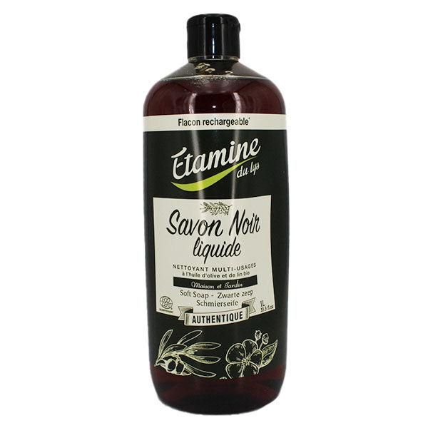 Etamine Du Lys Étamine du Lys Authentique Savoir Noir Liquide Bio 1L