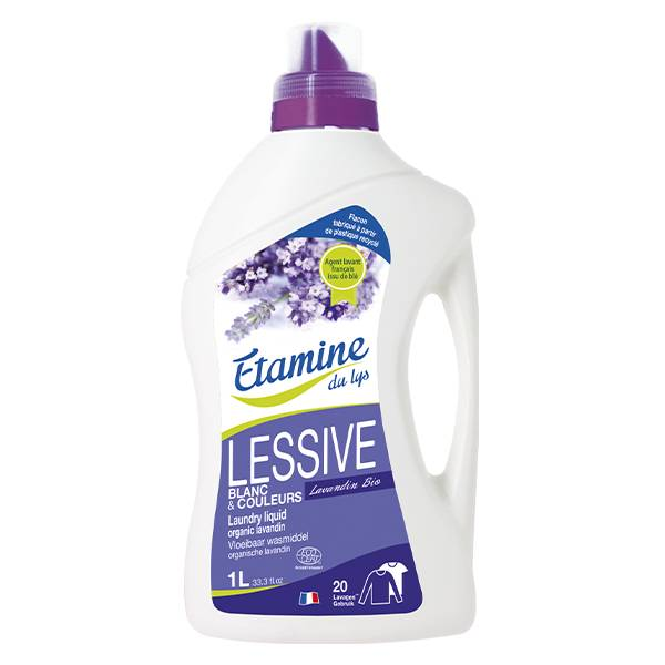 Etamine Du Lys Étamine du Lys Lessive Liquide Lavandin Bio 1L