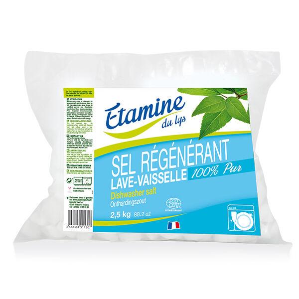 Etamine Du Lys Étamine du Lys Lave Vaisselle Sel Régénérant Bio 2,5kg