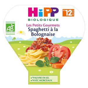 Hipp Bio Les Petits Gourmets Spaghetti à la Bolognaise +12m 230g - Publicité