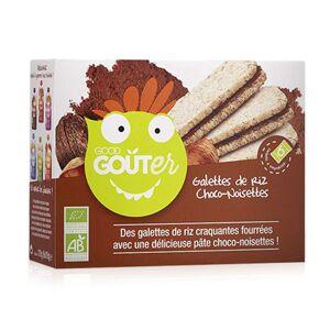 Good Goût Kidz Galettes Riz Choco Noisettes +3ans Bio 120g - Publicité