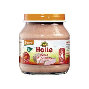 Holle Petit Pot Boeuf Bio +4m 125g - Publicité