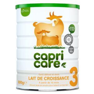 BioGaia CapriCare Lait de Chèvre 3ème Âge 800g - Publicité