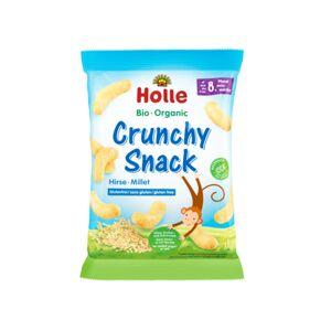 Holle Crunchy Snack Millet sans Gluten +8m 25g - Publicité