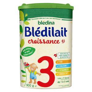 Blédina Blédilait Lait de Croissance+ 3ème Âge 900g - Publicité