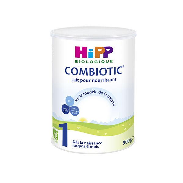 Hipp Bio 1 Lait Combiotic pour Nourrissons 0-6m 900g