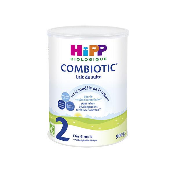 Hipp Bio 2 Combiotic Lait de Suite +6m 900g