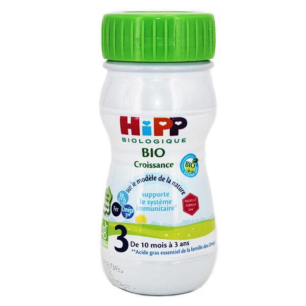 Hipp Bio Lait de Croissance Liquide Combiotic 3ème Âge 25cl