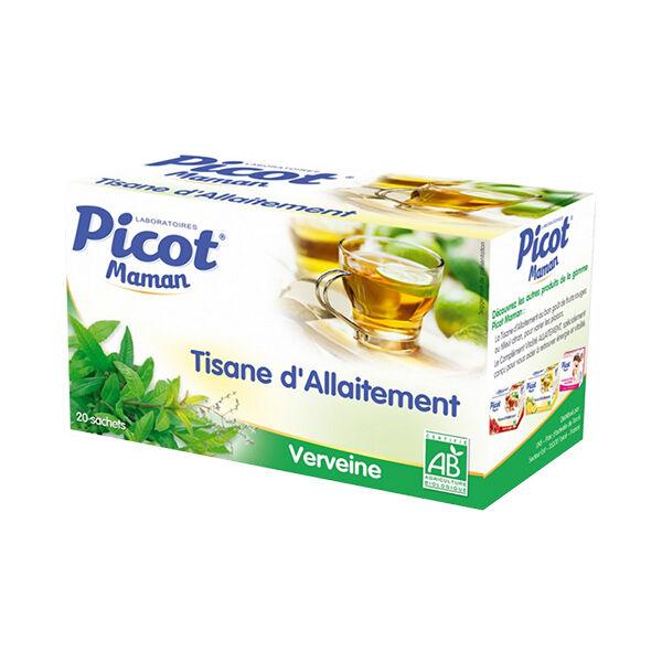Picot Maman Tisane d'Allaitement Bio Verveine 20 sachets