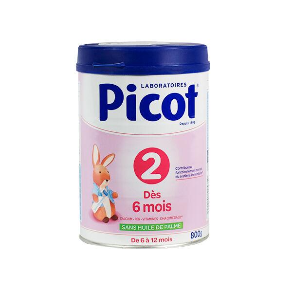 Picot Standard 2ème Age 6-12m 800g