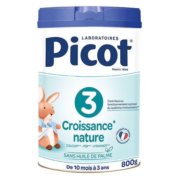 Picot Croissance Nature 3ème Age 800g