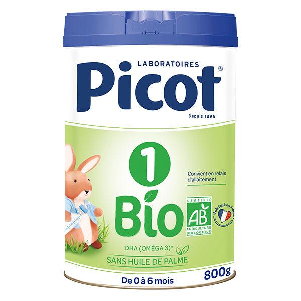 Picot Bio Lait 1er Âge 800g